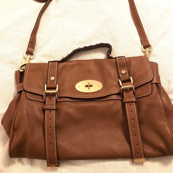 Mulberry Alexa Crossbody Bag